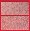 FMM Sugarcraft Vintage Lace Impression Mats Set 3  (CutImp3)