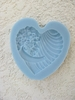 Heart Mold (M-046) by Sunflower Sugar Arts