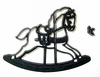 Patchwork Cutters Rocking Horse
