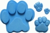 Pawprint Mold by First Impressions Molds  (MN261)