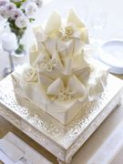 Ribbons and Bows Cake by Baking Arts