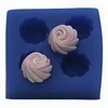 Rosette Mold by First Impressions Molds  (FD173)