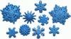 Snowflake Set by First Impressions Molds  (SE112)