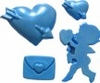 Valentine's Set (SE280) by First Impressions Molds