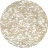 White Edible Glitter 1/4 ounce by CK Products