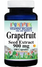 10223 Buy 1 Get 2 Free Grapefruit Seed Extract 900mg 100caps