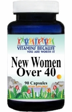 10384 Buy 1 Get 2 Free New Women Over 40 90caps or (180caps Scroll Down)
