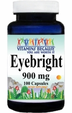 1054 Buy 1 Get 2 Free Eyebright 900mg 100caps