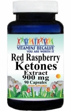 10858 Buy 1 Get 2 Free Red Raspberry Ketones Extract 900mg 90caps or (180caps Scroll Down)