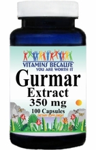 10940 Buy 1 Get 2 Free Gurmar Extract 350mg 100caps or (200caps Scroll Down)
