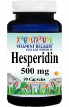 10964 Buy 1 Get 2 Free Hesperidin 500mg 90caps or (180caps Scroll Down)