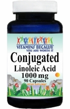 11008 Buy 1 Get 2 Free Conjugated Linoleic Acid 1000mg 90caps or (180caps Scroll Down)