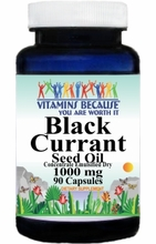 11022 Buy 1 Get 2 Free Black Currant Seed Oil 1000mg 90caps or (180caps Scroll Down)