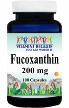 11275 Buy 1 Get 2 Free Fucoxanthin 200mg 100caps or (200caps Scroll Down)