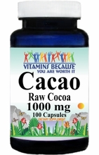 12692 Buy 1 Get 2 Free Cacao 1000mg 100caps or (200caps Scroll Down)
