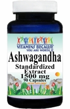 14603 Buy 1 Get 2 Free Ashwagandha Standardized Extract 1500mg 90caps or (180caps Scroll Down)