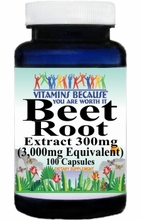 14641 Buy 1 Get 2 Free Beet Root Extract Equivalent 3000mg 100caps or (200caps Scroll Down)