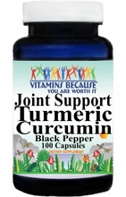 15082 Buy 1 Get 2 Free Joint Support Turmeric Curcumin Black Pepper 100caps or (200caps Scroll Down)