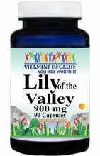 1696 Buy 1 Get 2 Free Lily of the Valley 900mg 90caps