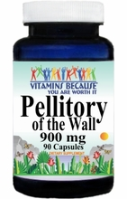 2167 Buy 1 Get 2 Free Pellitory of the Wall 900mg 90caps