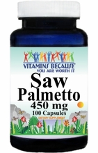 2471 Buy 1 Get 2 Free Saw Palmetto 450mg 100caps or (200caps Scroll Down)