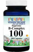 3171 Buy 1 Get 2 Free B-Complex 100 100caps or (200caps Scroll Down)