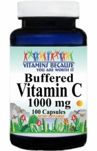 5106 Buy 1 Get 2 Free Buffered Vitamin C 1000mg 100caps or (200caps Scroll Down)