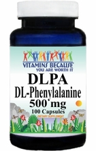 6509 Buy 1 Get 2 Free DL-Phenylalanine 500mg 100caps or (200caps Scroll Down)