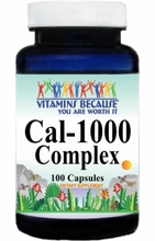 6967 Buy 1 Get 2 Free Cal-1000 Complex 100caps or (200caps Scroll Down)