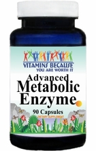 7315 Buy 1 Get 2 Free Advanced Metabolic Enzyme 90caps or (180caps Scroll Down)