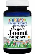 7537 Buy 1 Get 2 Free Triple Strength Advanced Joint Support 90caps or (180caps Scroll Down)