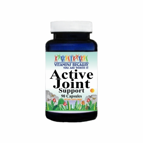 7568 Buy 1 Get 2 Free Active Joint Support 90caps or (180caps Scroll Down)