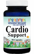 7858 Buy 1 Get 2 Free Cardio Support 90caps or (180caps Scroll Down)