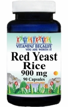 7971 Buy 1 Get 2 Free Red Yeast Rice 900mg 90caps or (180caps Scroll Down)