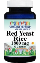 7995 Buy 1 Get 2 Free Super Red Yeast Rice 1800mg 90caps or (180caps Scroll Down)