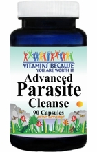 8336 Buy 1 Get 2 Free Advanced Parasite Cleanse 90caps