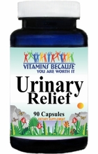 8756 Buy 1 Get 2 Free Urinary Relief 90caps