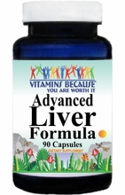 8787 Buy 1 Get 2 Free Advanced Liver Formula 90caps or (180caps Scroll Down)
