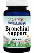 8817 Buy 1 Get 2 Free Bronchial Support 90caps