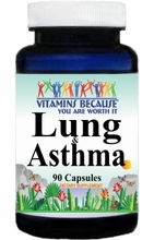 8831 Buy 1 Get 2 Free Lung and Asthma 90caps
