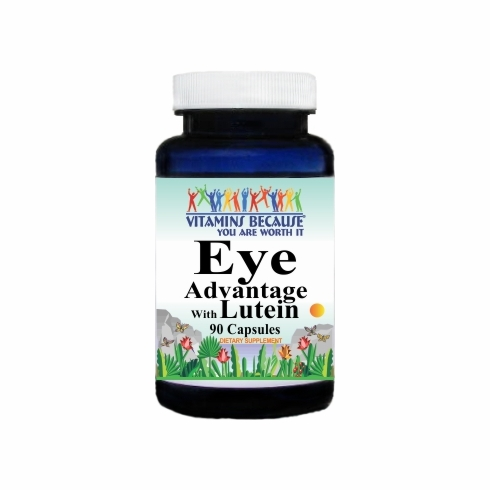 9005 Buy 1 Get 2 Free Eye Advantage with Lutein 90caps or (180caps Scroll Down)