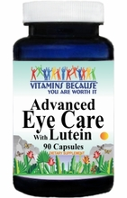 9012 Buy 1 Get 2 Free Advanced Eye Care with Lutein 90caps or (180caps Scroll Down)