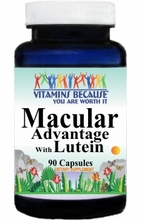 9029 Buy 1 Get 2 Free Macular Advantage with Lutein 90caps or (180caps Scroll Down)
