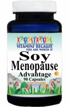 9722 Buy 1 Get 2 Free Soy Menopause Advantage 90caps