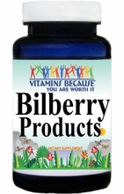 Bilberry Products
