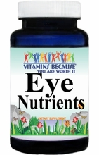 Eye Nutrients View All