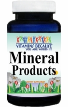 Mineral Products View All