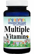 Multiple Vitamins View All