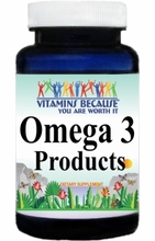 Omega 3 Products View All