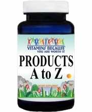 PRODUCTS A to Z